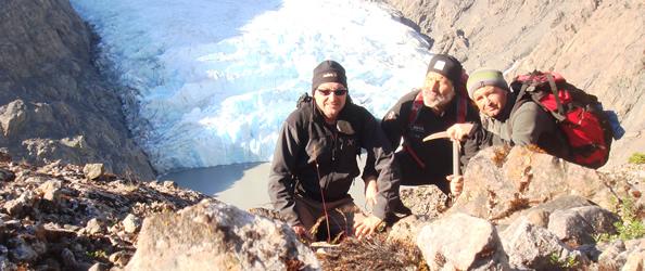 Patagonia Hielo Trekk 2011. Aysen Chile Expedicion