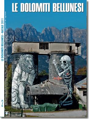 """Natale 2011. È uscito il 67° numero di """"Le Dolomiti Bellunesi"""""""