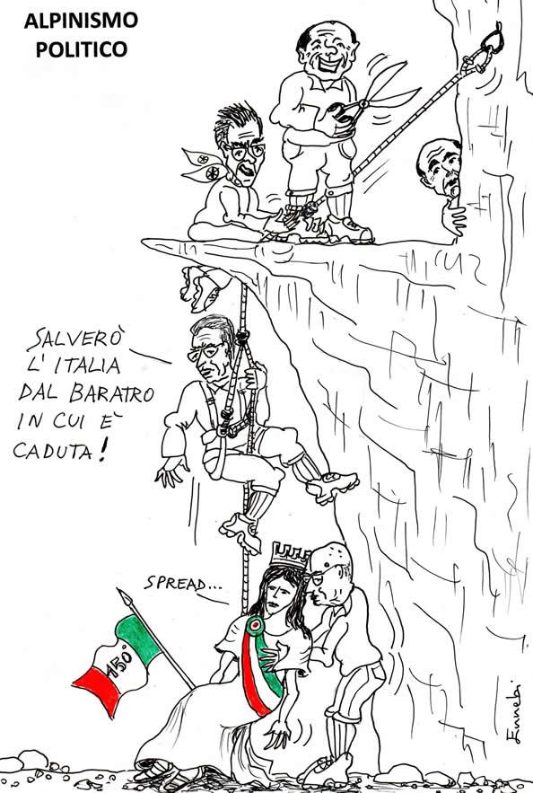 Diamoci da fare per salvare l'Italia