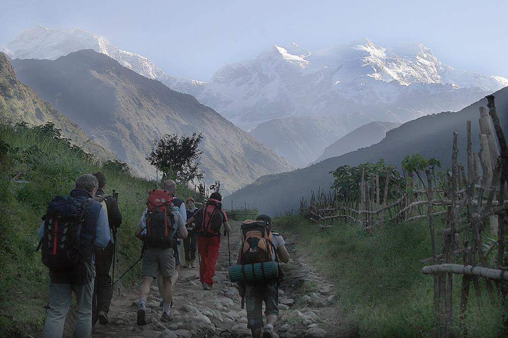 bc2012#10 | L'inizio di un trekking