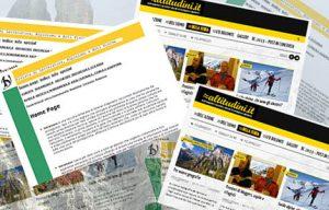 Vecchie e nuove frontiere del comunicare l'alpinismo e le Dolomiti