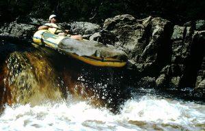 Dodici giorni sul Franklin River