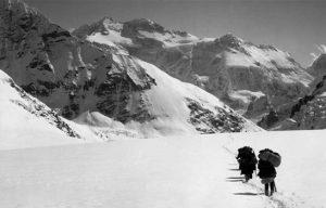 Snowstorm. Reportage di un'assenza dalla Rete. Spedizione K2014.it