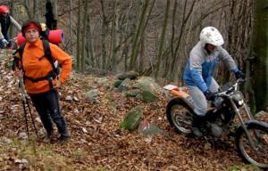 """Via libera alle moto: per il Cai una """"sciagurata idea"""""""