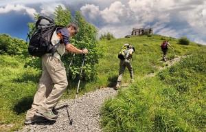 Camminatori: il lungo sentiero della scoperta