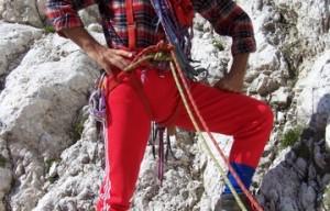 Un'arrampicata negli anni '70: andata e ritorno
