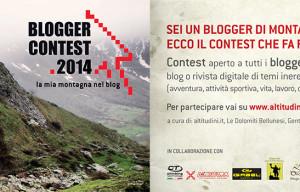 Blogger Contest.2014, i vincitori
