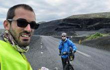 Dal tramonto all'Islanda. Viaggio in bici nella natura selvaggia | 1pt