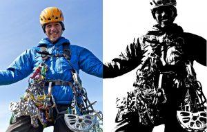 Plexus | La paura. Dave MacLeod, alpinista poliedrico