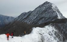 La montagna invisibile