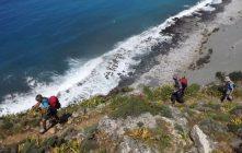 Creta-Trek, sei giorni in cammino con Icaro, Dedalo e Minosse