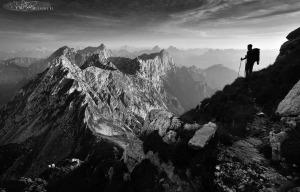 Educare alla morte in montagna