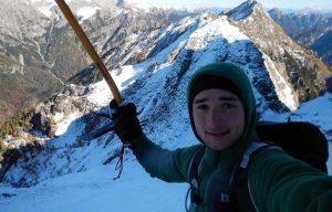 Dal Turlon alle Pale Candele nelle Dolomiti d'Oltrepiave
