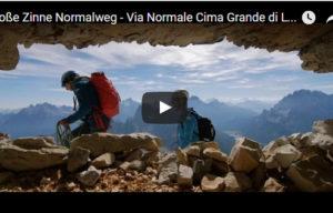 Avete mai sognato di scalare la Cima Grande di Lavaredo?